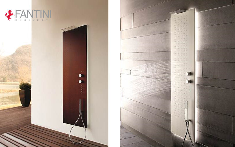 Fantini Rubinetti Shower column Showers & Accessoires Bathroom Accessories and Fixtures  |