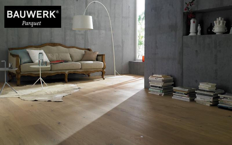 BAUWERK Floating parquet Parquet floors Flooring  |