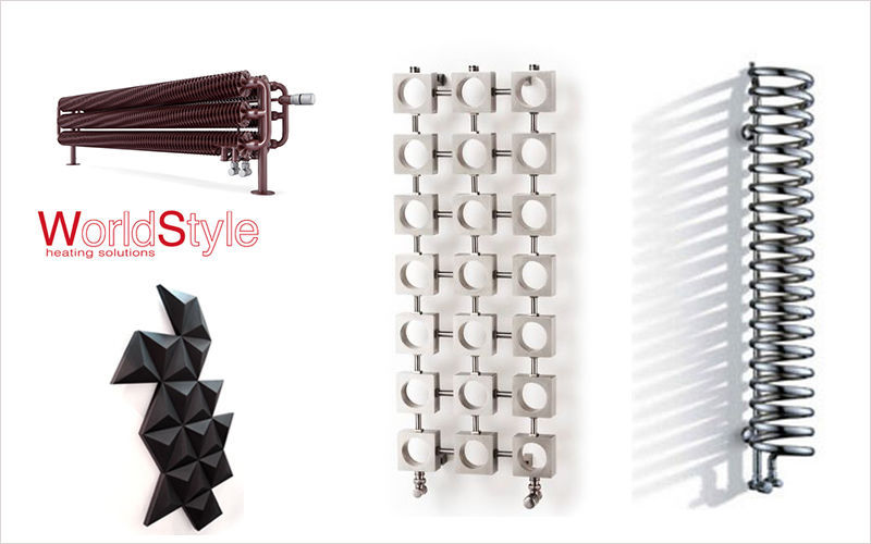 Worldstyle Radiateurs Design Radiator Radiators House Equipment  |