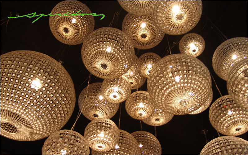 Spiridon Hanging lamp Chandeliers & Hanging lamps Lighting : Indoor  |