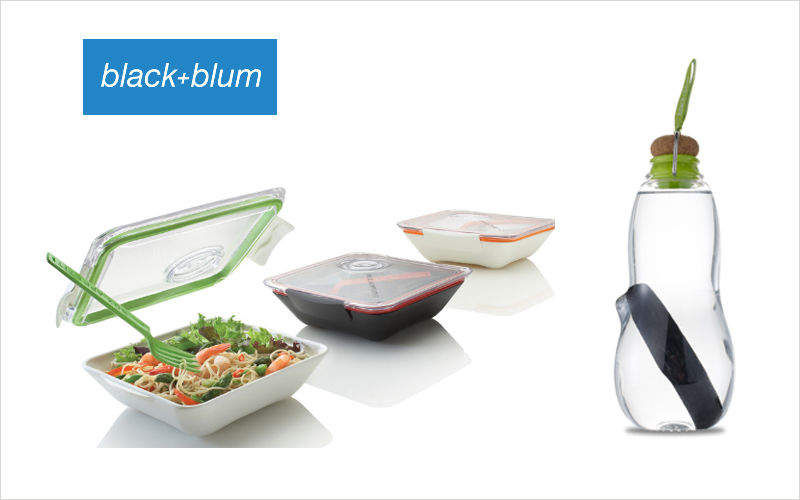 BLACK + BLUM Lunch Box To serve and to maintain hot Tabletop accessories  |