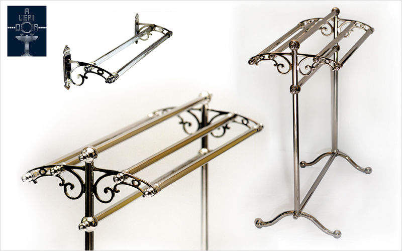A l'epi D'or Freestanding towel rack Bathroom accessories Bathroom Accessories and Fixtures  |