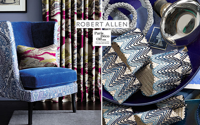 Robert Allen Braid Alternative soft furnishings Curtains Fabrics Trimmings  |
