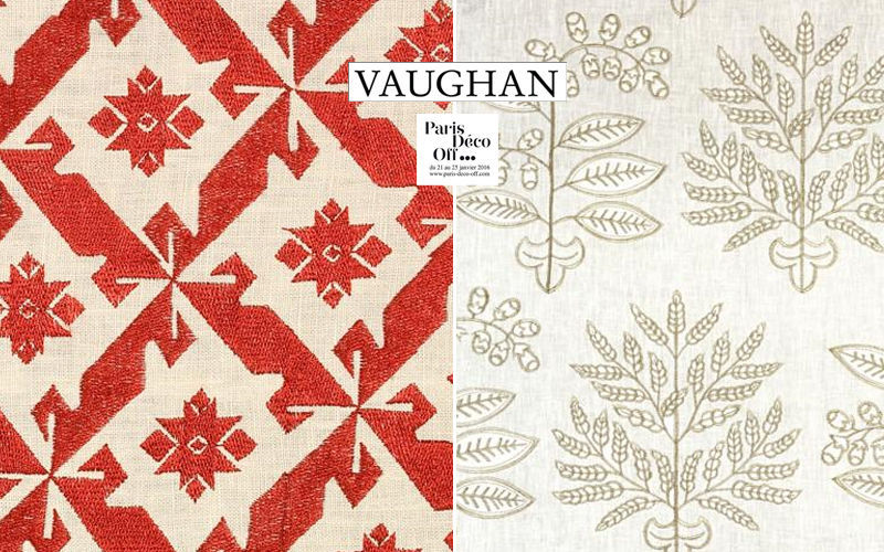 Vaughan Upholstery fabric Furnishing fabrics Curtains Fabrics Trimmings  |