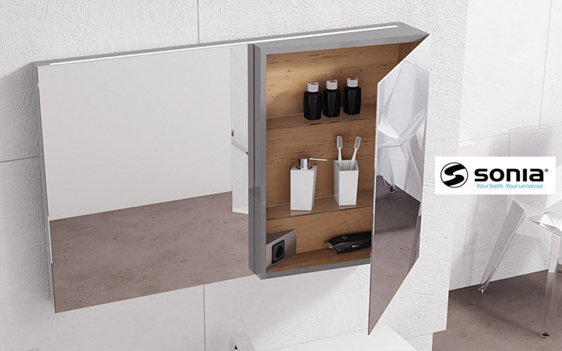 Sonia Bathroom wall cabinet Bathroom furniture Bathroom Accessories and Fixtures  |