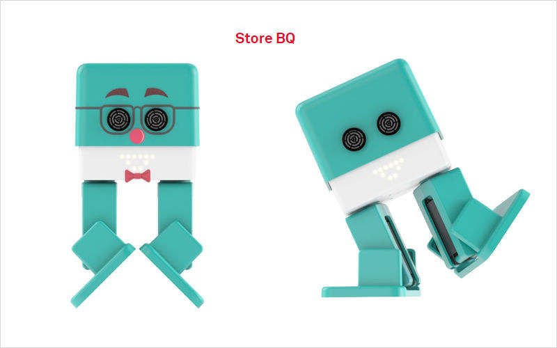 BQ Connected toy Various toys and games Games and Toys   