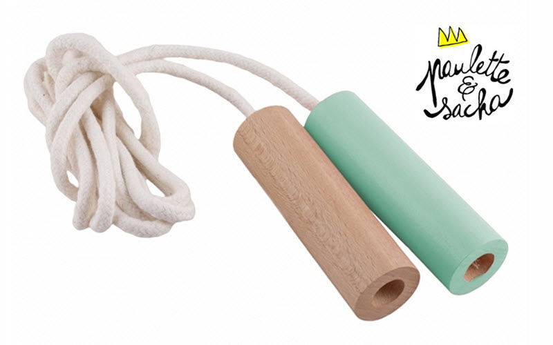 PAULETTE ET SACHA Jump-rope Physical games Games and Toys  |