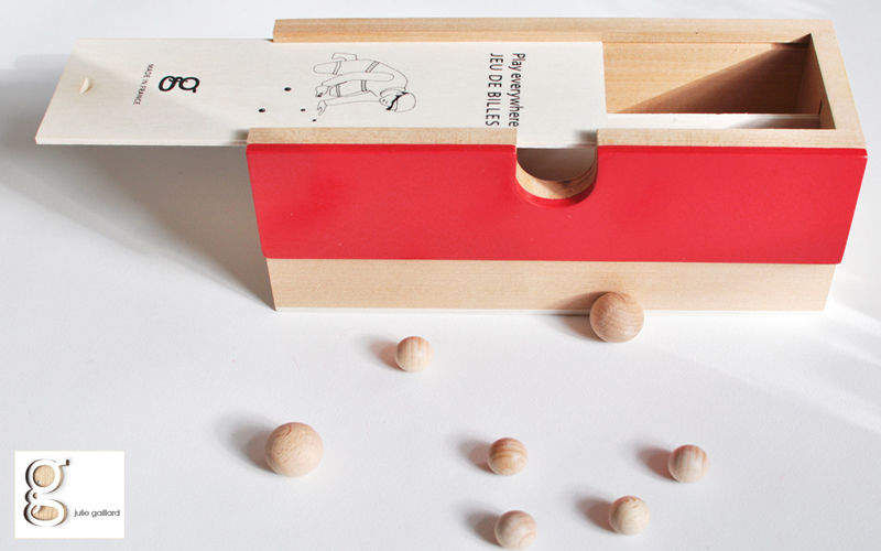 Julie Gaillard Marbles Games of skill and logic Games and Toys  |