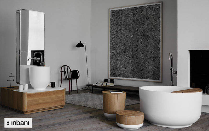 INBANI Freestanding bathtub Bathtubs Bathroom Accessories and Fixtures  |