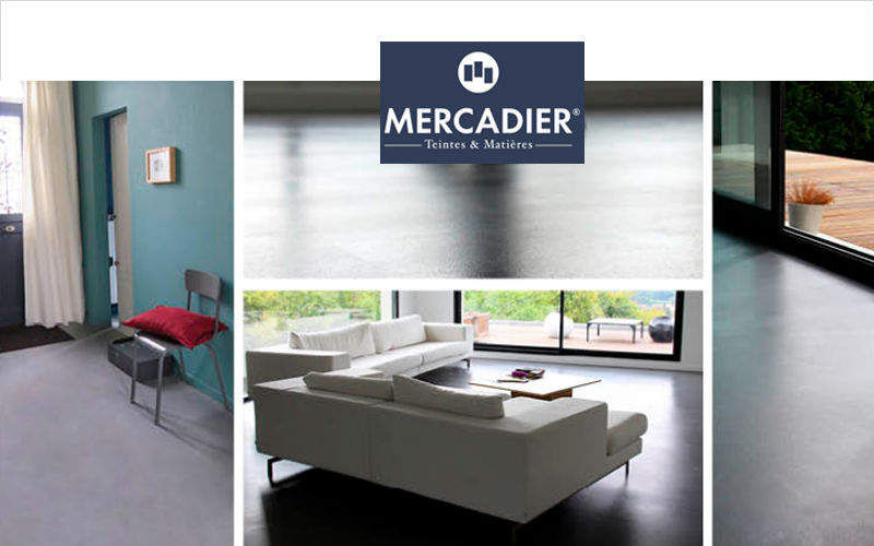 MERCADIER Ground waxed concrete Decorative concrete Flooring  |