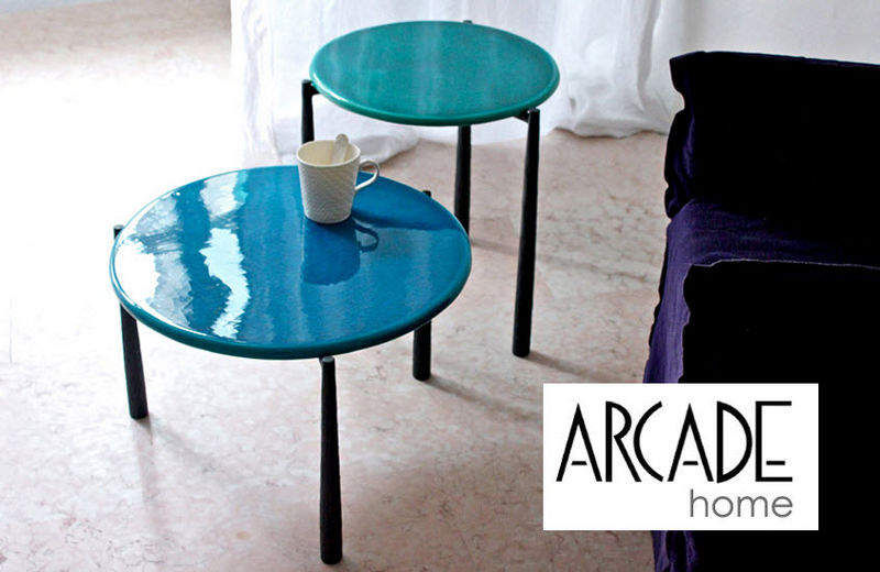 Arcade Avec Side table Occasional table Tables and Misc.   