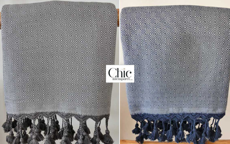 CHIC INTEMPOREL Fouta Hammam towel Bathroom linen Household Linen  |