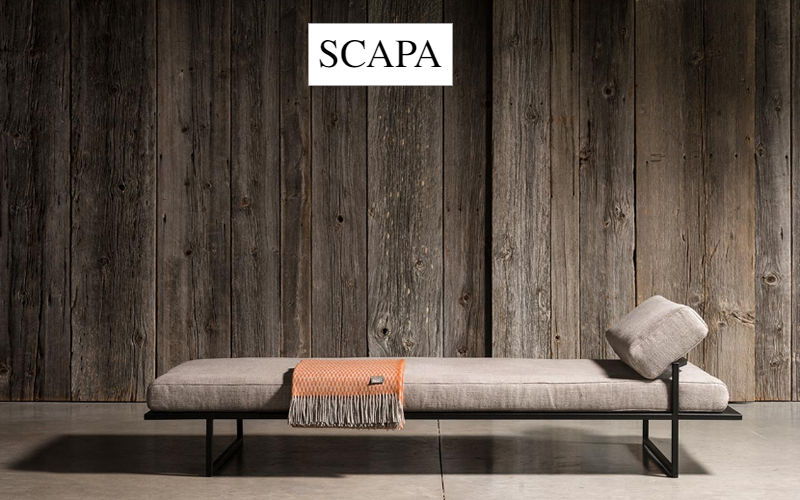 Scapa Home Lounge day bed Single beds Furniture Beds  |