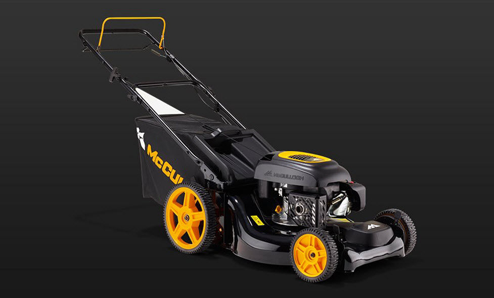 McCulloch Electric lawnmower Lawn mower Outdoor Miscellaneous  |
