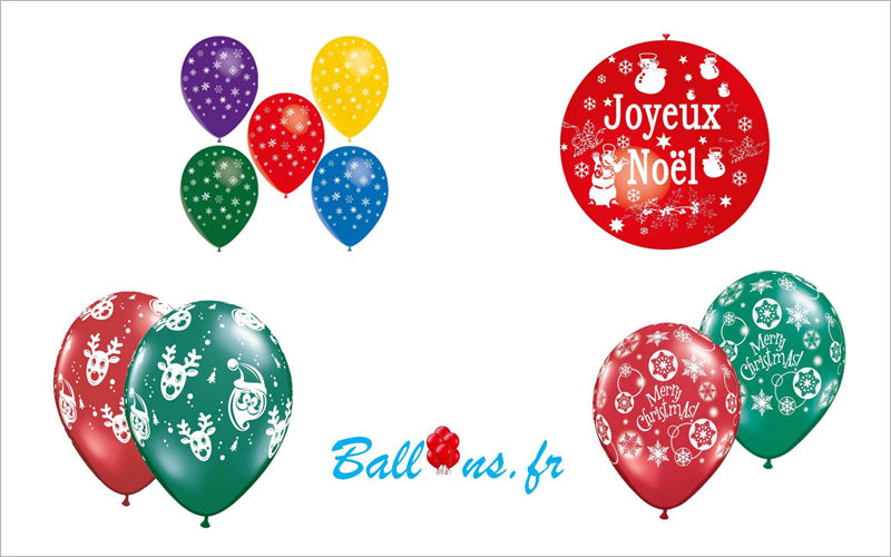 BALLONS.fr Inflatable ball Party accessories Christmas and Holidays  |