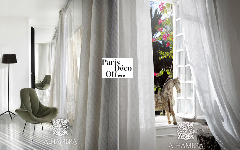 Alhambra Net curtain Net curtains Curtains Fabrics Trimmings  |