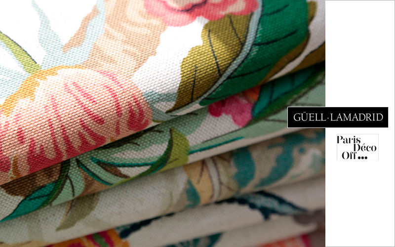 Guell Lamadrid Printed material Furnishing fabrics Curtains Fabrics Trimmings  |