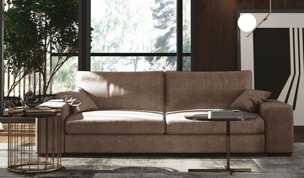 FLORENZZI 4-seater Sofa Sofas Seats & Sofas  | Design Contemporary