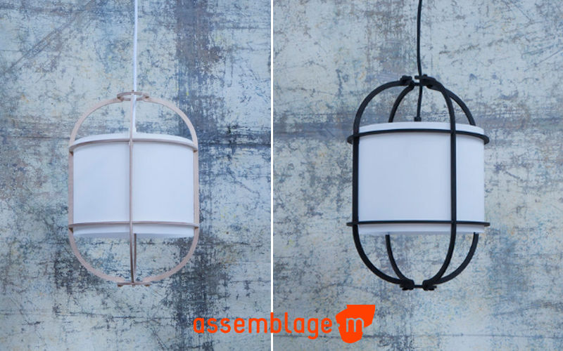 ASSEMBLAGE M Hanging lamp Chandeliers & Hanging lamps Lighting : Indoor  |