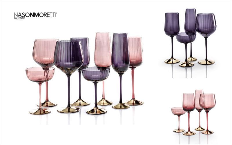 NASONMORETTI Goblet Glasses Glassware  |