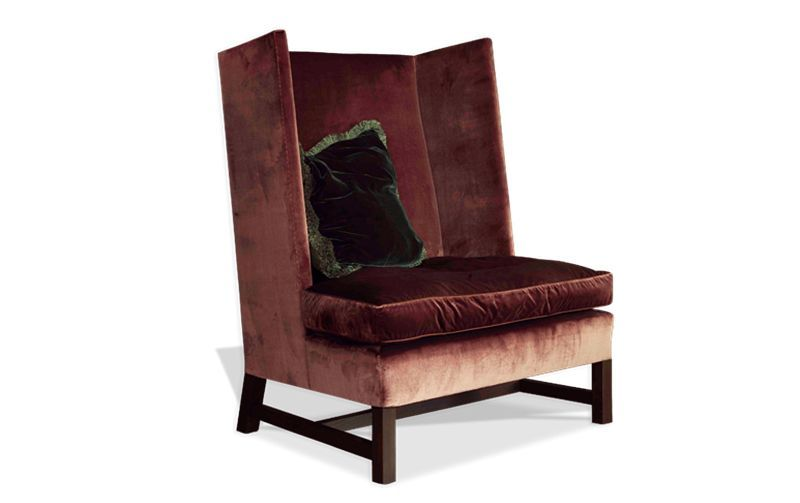 ATELIER Armchair with headrest Armchairs Seats & Sofas  |