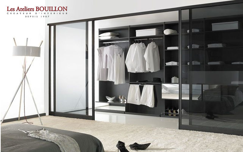 Les Ateliers Bouillon Dressing room Dressing rooms Wardrobe and Accessories  |