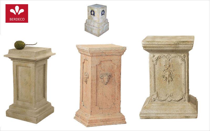 BERDECO Pedestal Architectural elements Ornaments  |