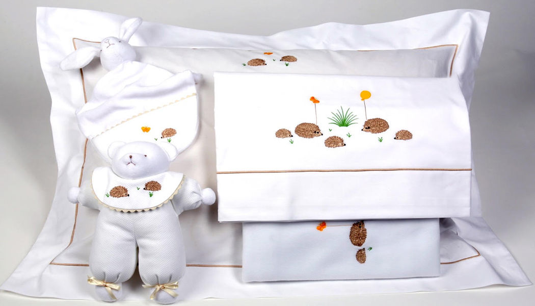 Noel Child's sheet Baby bed linen Children's corner  |