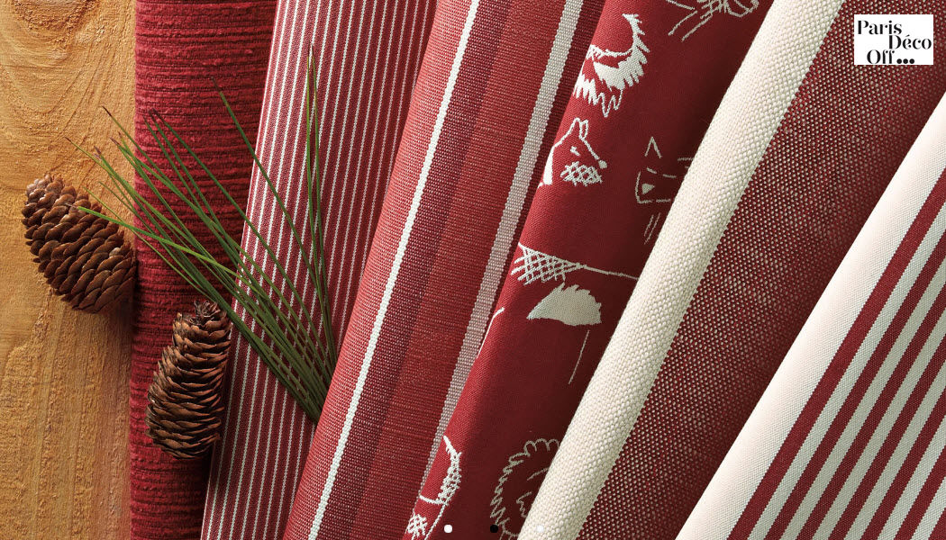 PERENNIALS Fabric for exteriors Furnishing fabrics Curtains Fabrics Trimmings  |