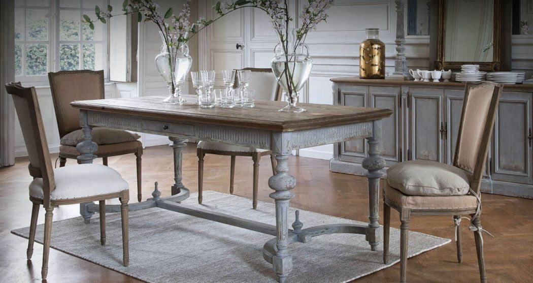 PAssIONNEMENT MEUBLE Dining room Dining tables Tables and Misc. Dining room | Cottage