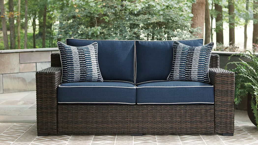 Ashley Furniture Industries Garden sofa Complet garden furniture sets Garden Furniture  |