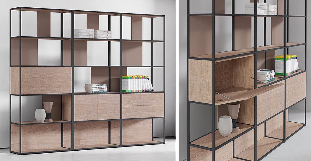 MOVEIRAS Bookcase Bookcases Storage  |