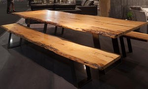 Triss - paralog duc d'albe - Rectangular Dining Table