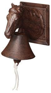 BEST FOR BOOTS - cloche de jardin cheval - Outdoor Bell