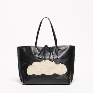 Jack Gomme - cloud - Shopping Bag