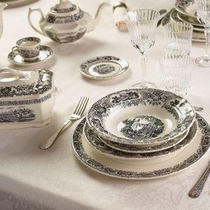 LA CARTUJA DE SEVILLA - ochavada negro vistas - Table Service