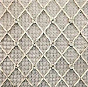 Brass Decorative mesh