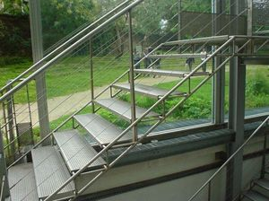 Er2m Straight staircase