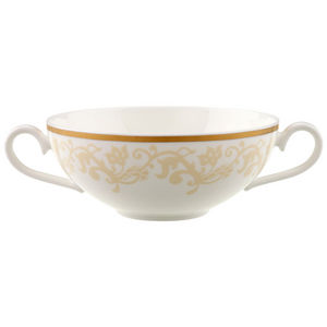 Villeroy & Boch Cream soup cup and saucer