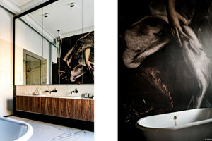 Ana Moussinet Others Bathroom plans