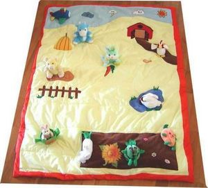 Zigozago Infant play mat