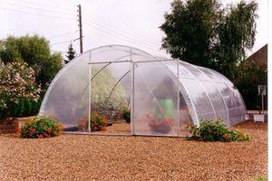 Greenhouse tunnel