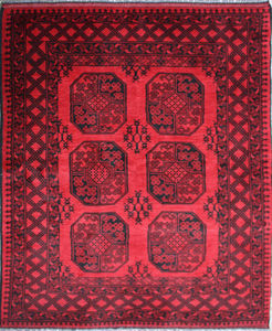 Classical rug