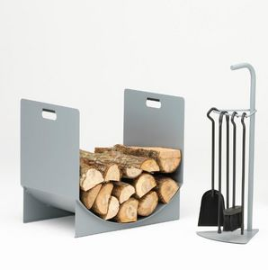 Log holder-Reignoux Creations