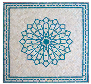 Decoracion Andalusia -  - Mosaic