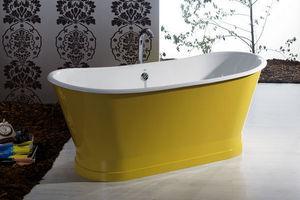 BLEU PROVENCE - epoque colore - Freestanding Bathtub