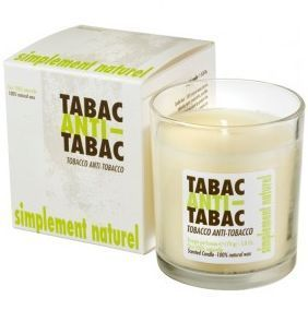 AMBIANCES DES ALPES -  - Anti Tobacco Candle