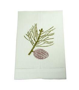 Siecle Paris - branche de pin - Guest Towel