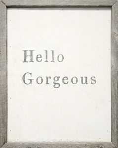 Sugarboo Designs - art print - hello georgeous - Decorative Painting