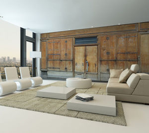 IN CREATION - boutique 6 - Panoramic Wallpaper